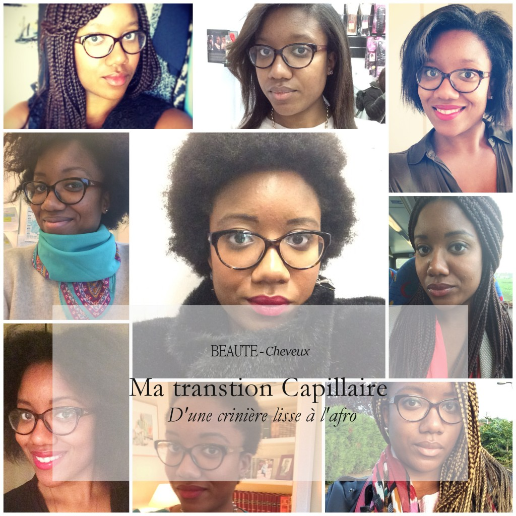 HOW I HAIR-TRANSITIONNED TO MY NATURAL HAIR