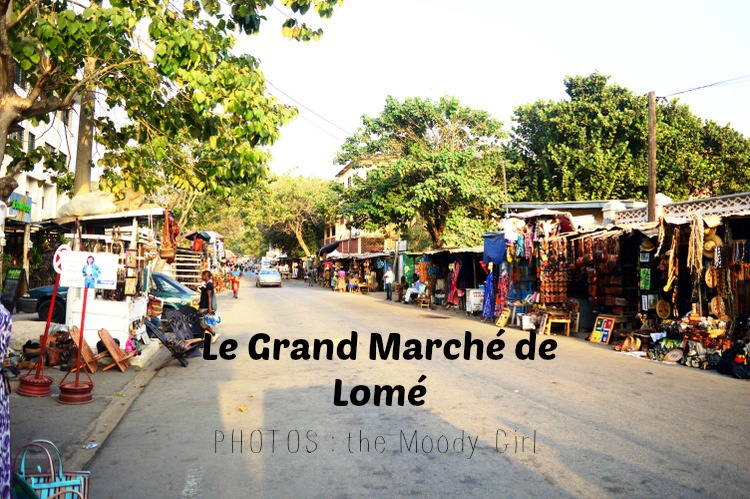 THE GRAND MARKET OF LOMÉ
