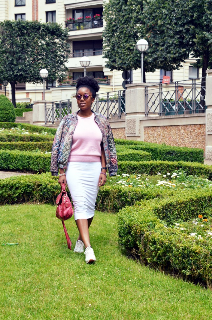 COMMENT RESTER TENDANCE QUAND ON PORTE DU ROSE ? HOW TO STAY TRENDY WEARING PINK ?