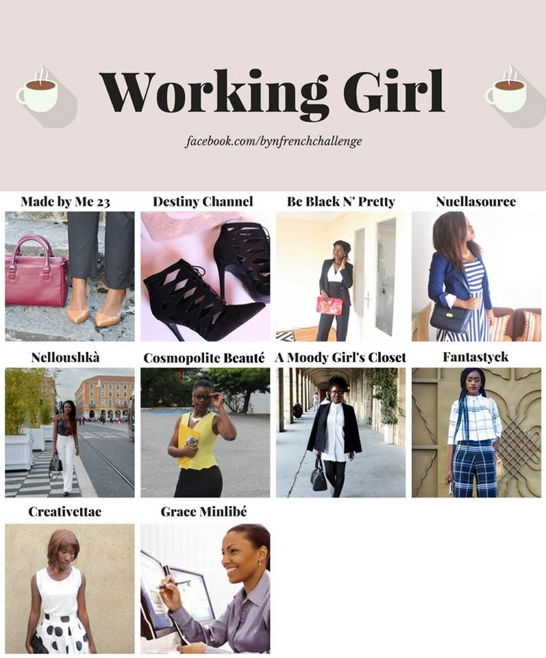 BYN French Challenge du mois : The Working girl