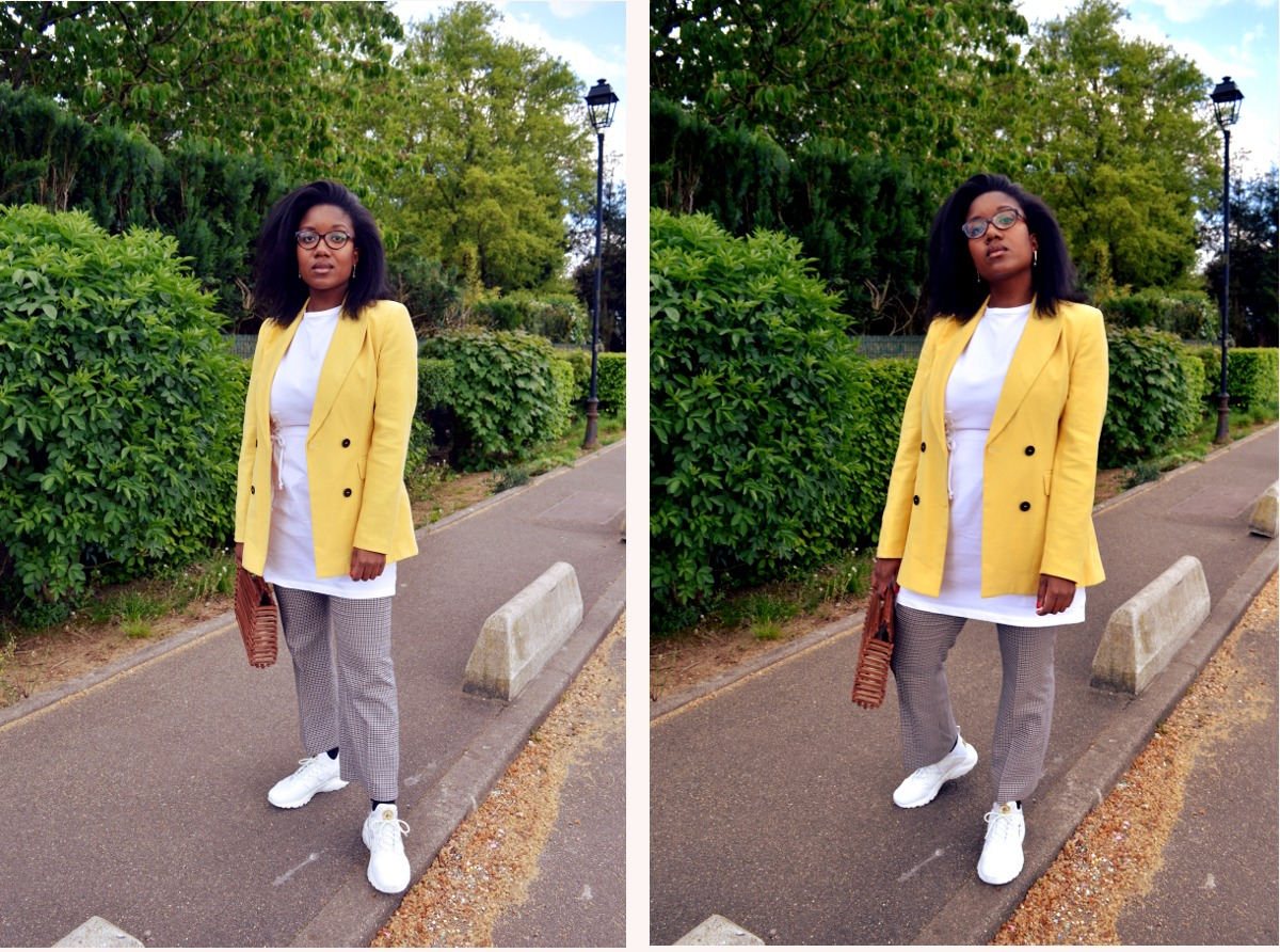 HOW TO PULL-OFF A COLORFUL BLAZER