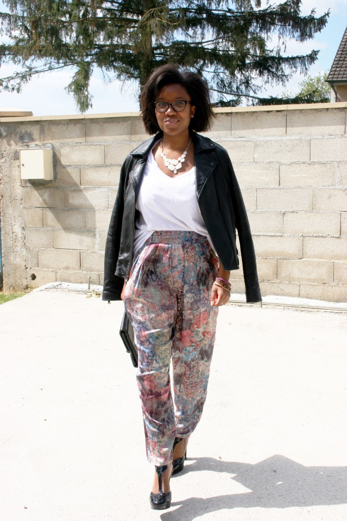Le pantalon harem en mode chic